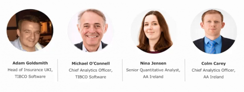 Machine Learning y AI de Tibco en la aseguradora AA Ireland -